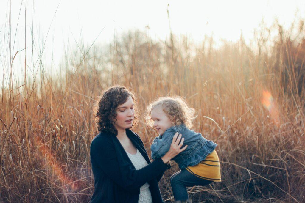 Tina Bjerg - glæde med børn