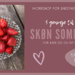 Skøn Sommer Workshop